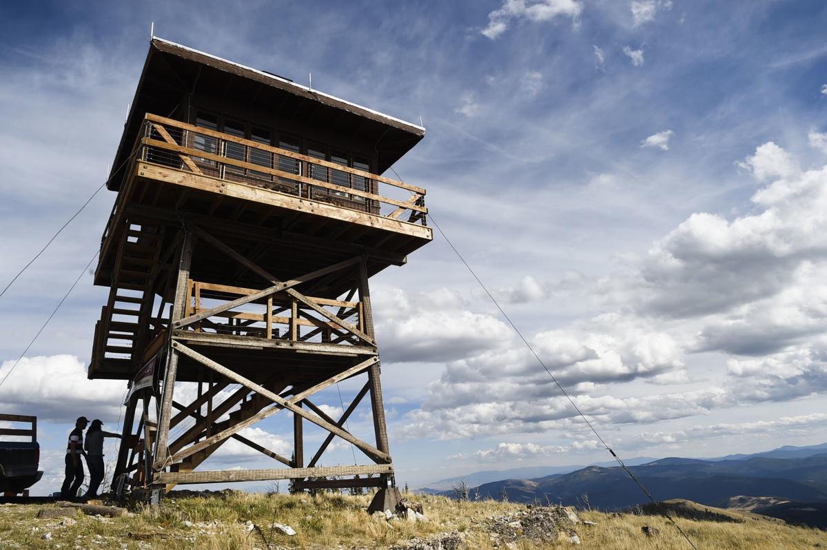 Granite Butte Lookout