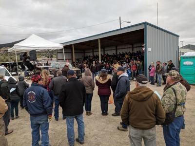 State of Montana surplus auction sells hundreds of vehicles