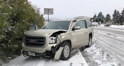 wreaked car