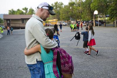 Feature photo: Time for Helena's elementary students to head back to school