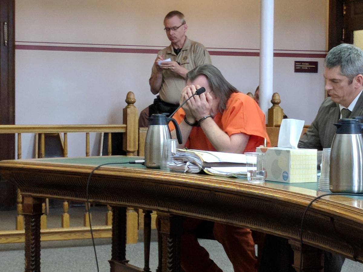 Steven Mills after sentence