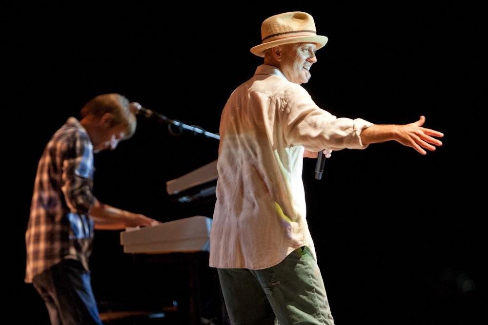 Sawyer Brown performs at the University of Missouri last September.