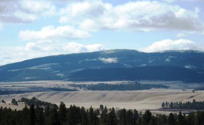 Durfee Hills