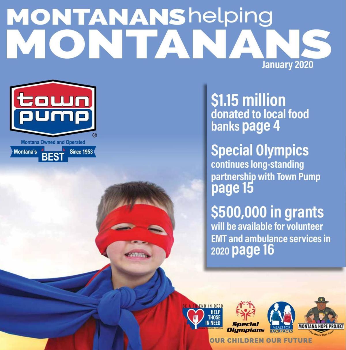 Town Pump Charitable Foundation