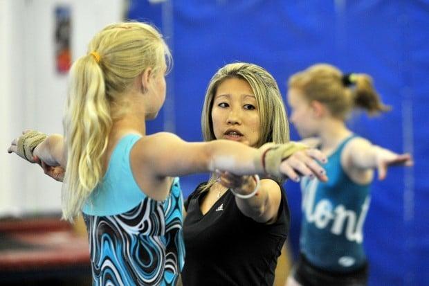 Olympic medalist coach