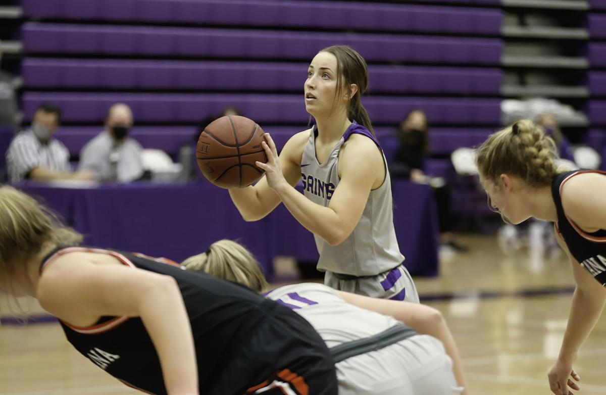 Danielle Wagner versus Montana Western 2021