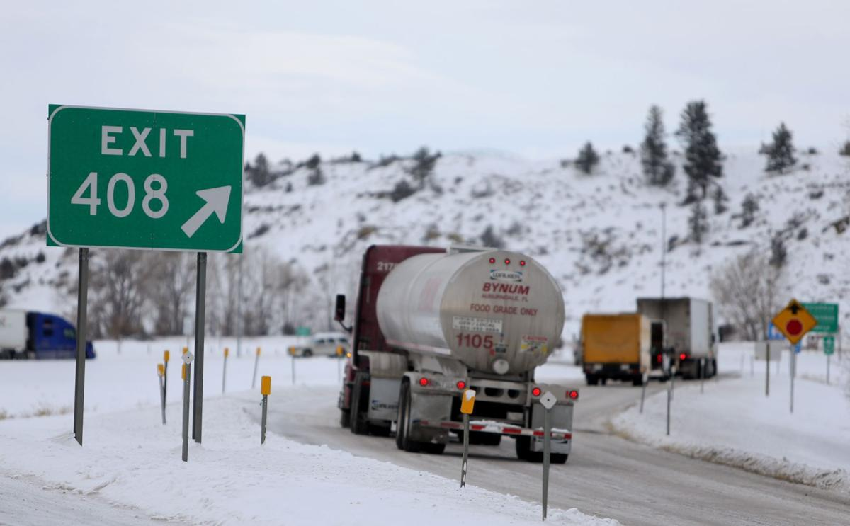 Interstate 90 reopens after overnight closure | Montana