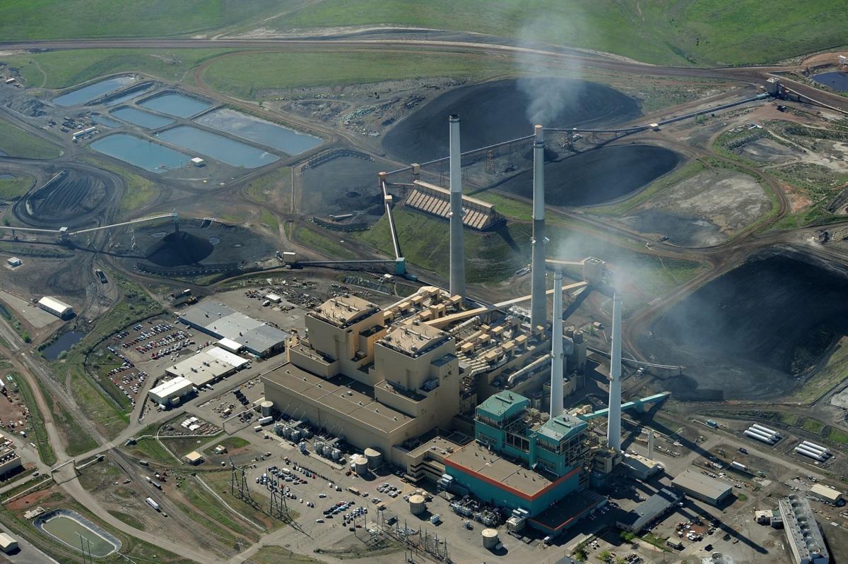 Northwest Energy Colstrip power plants