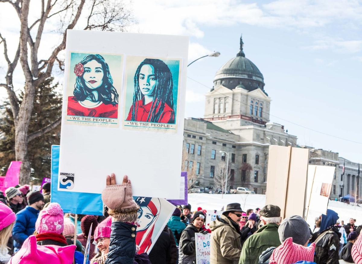 Women's March Montana