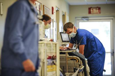 COVID-19 stressing Montana hospital system