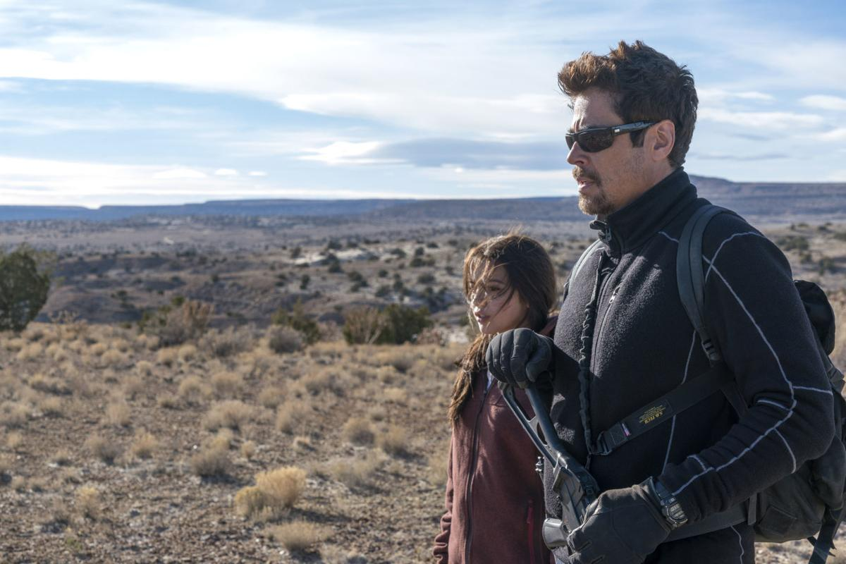 Film Review Sicario: Day of the Soldado