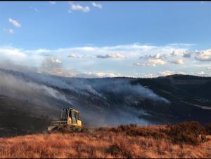 Fire marshal looking into Rattlesnake fire; Glacier loosens restrictions on Going-to-the-Sun road