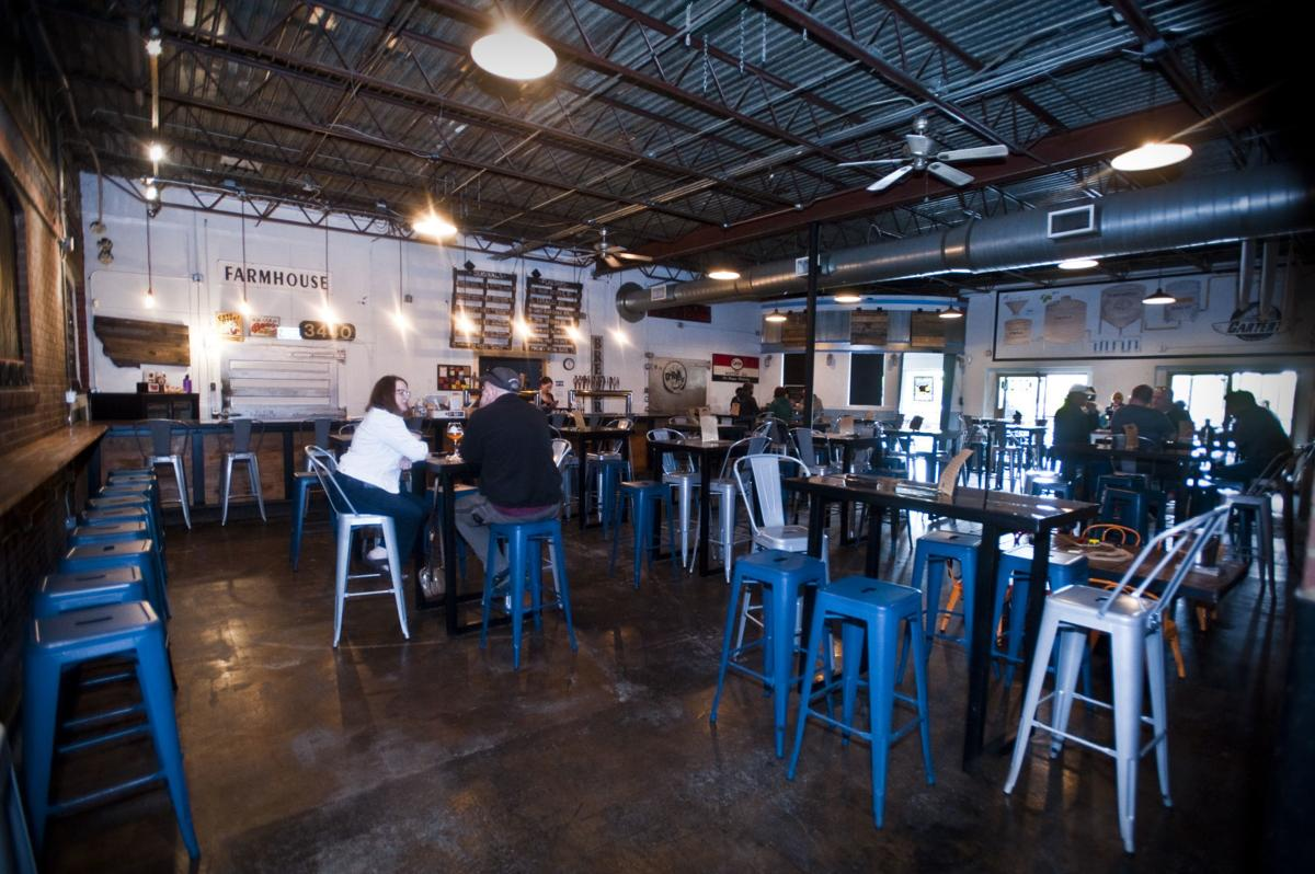 Downtown Billings brewery serves up volume and variety of unique beers