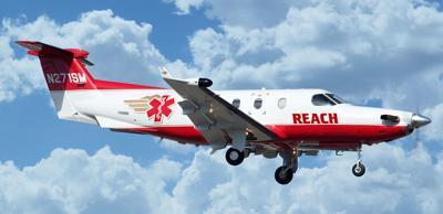 Reach Air Medical Services