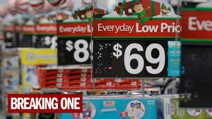 Walmart's new tactic for boosting Black Friday sales? Raise prices