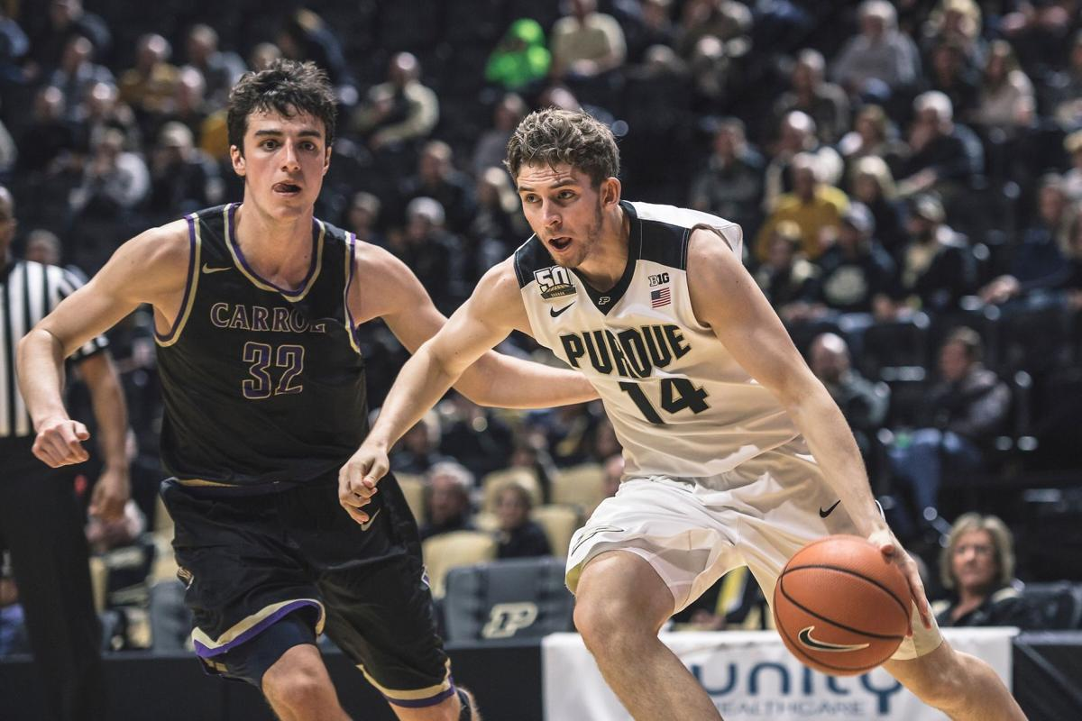 Carroll-Purdue, 11-1-17