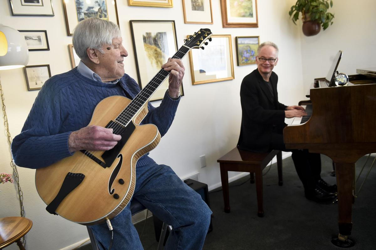 Songs We Love Blackie Nelson And Bob Packwood Team Up For An
