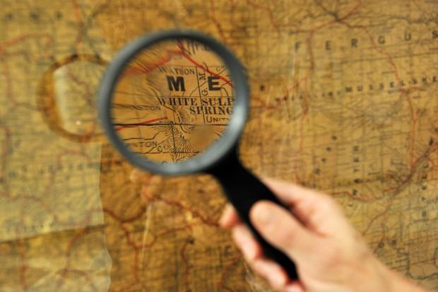 Treasured maps of the Treasure State