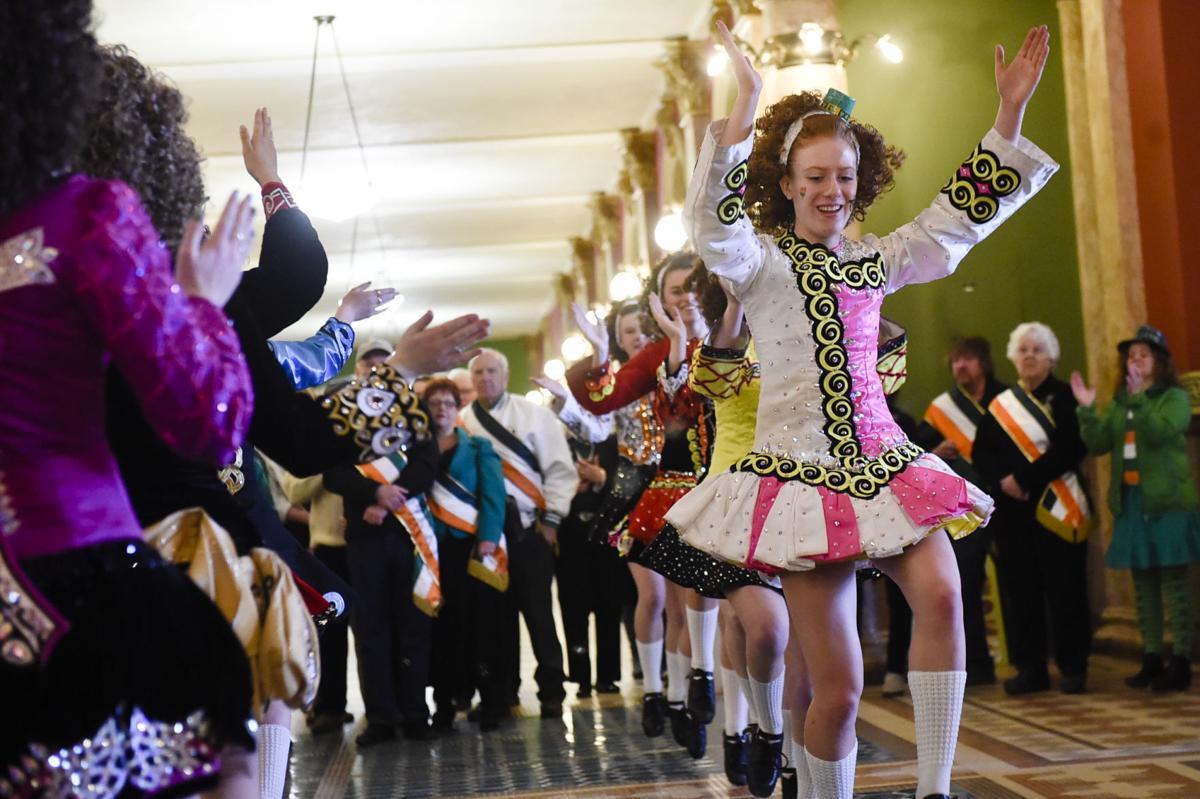 Irish Heritage Celebration at the State Capitol