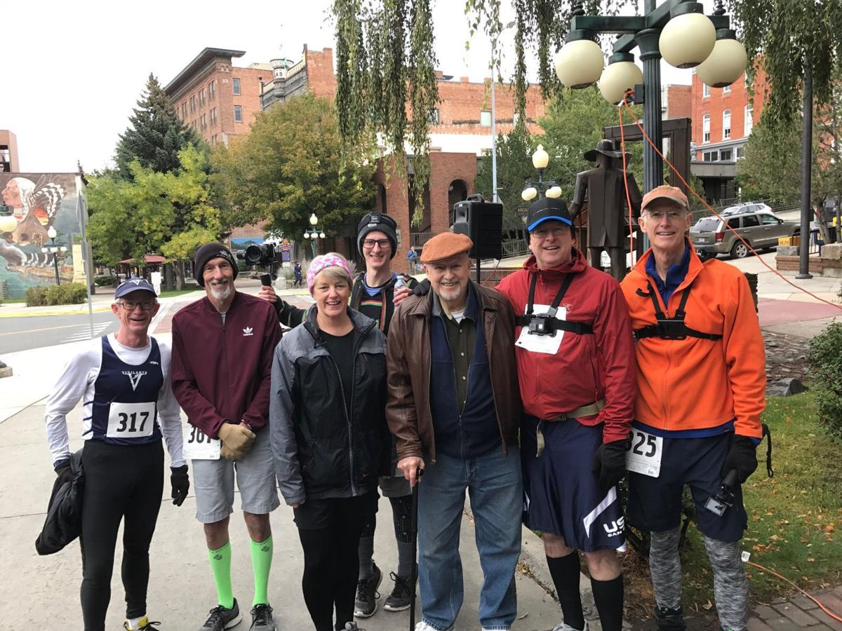 Feature photo: 42nd Mt. Helena Run