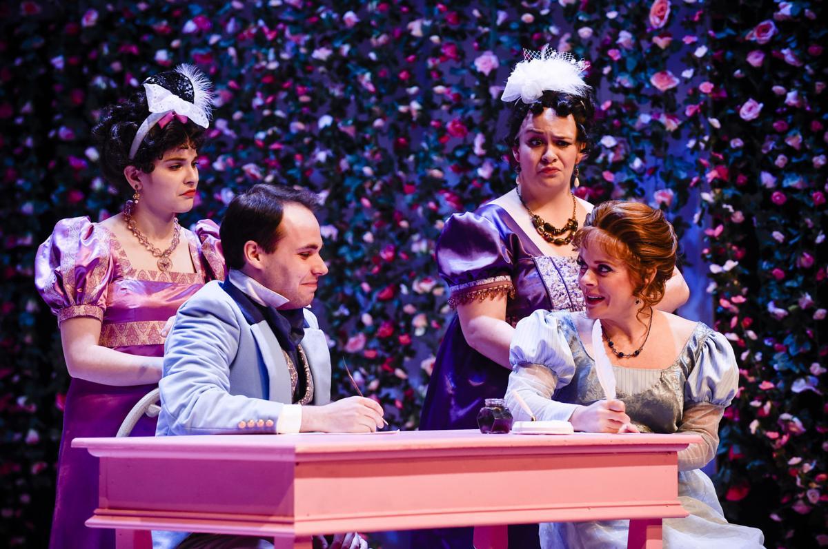 Sense and Sensibility at Grandstreet Theatre