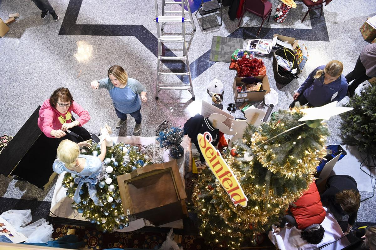 Feature Photo: Civic Center decked with the Festival of Trees