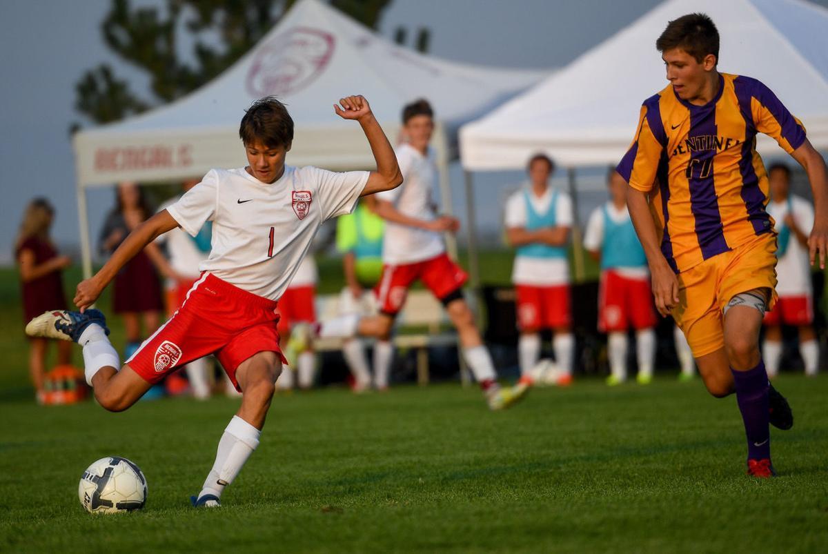 Helena High soccer sweeps Missoula Sentinel