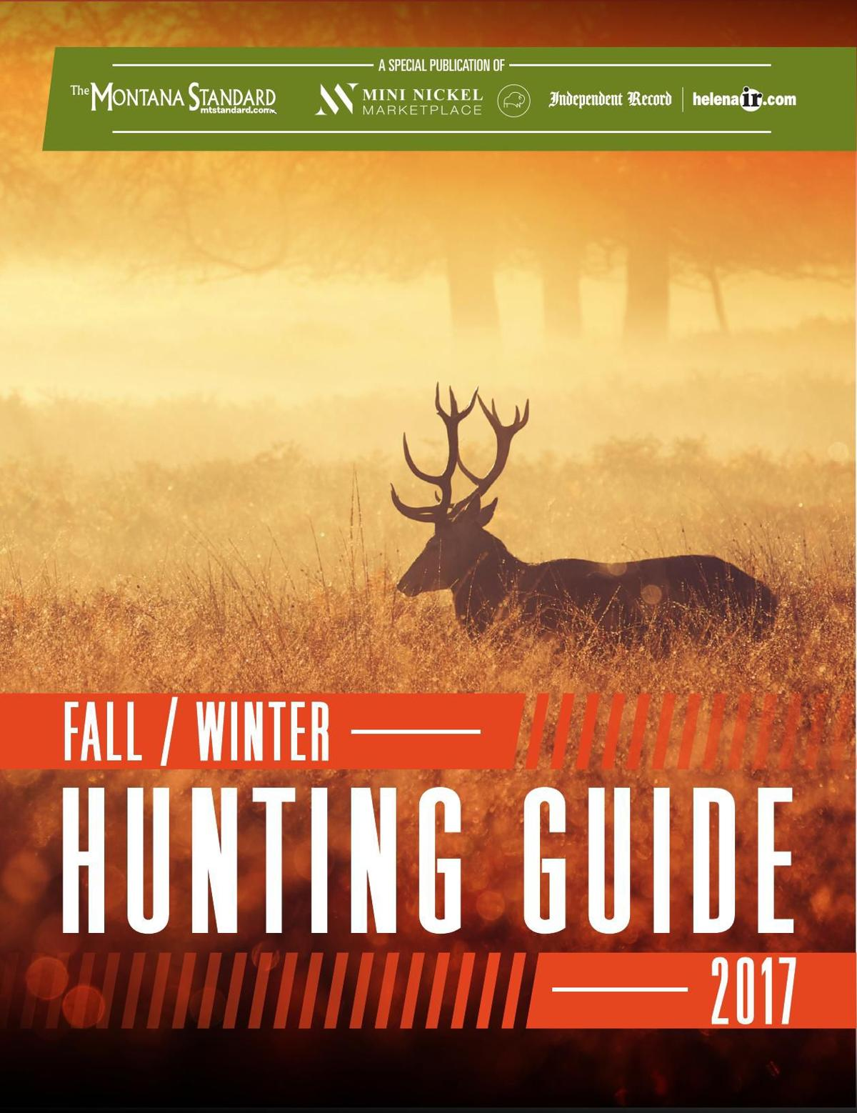 Fall/Winter Hunting Guide - 2017