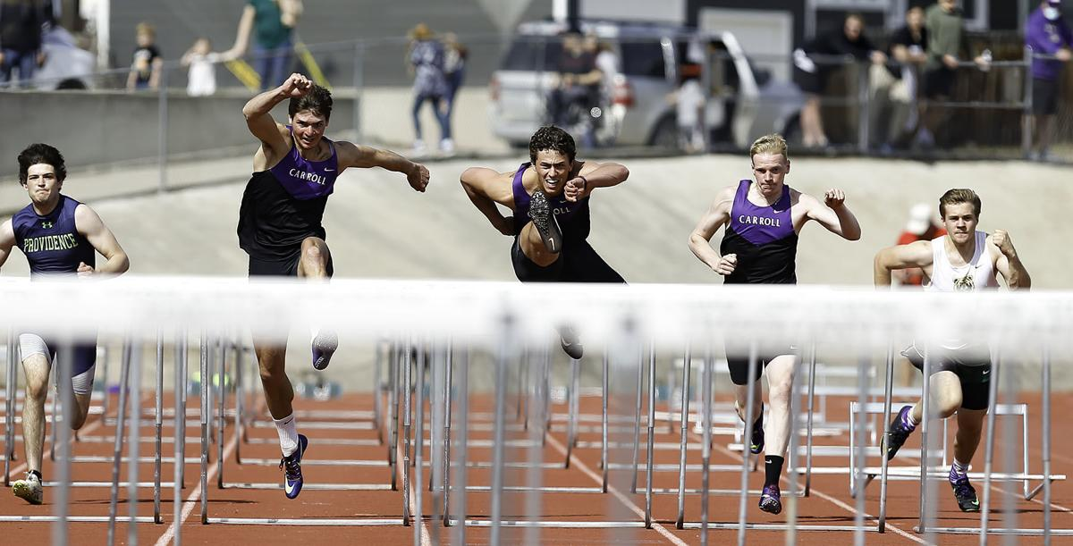Hurdles, Frontier Conference Championship 2021
