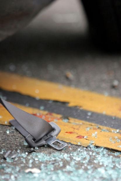 Crash icon car accident stockimage collision