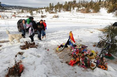 Native American homicide rates are soaring, but causes aren't clear due to inconsistent data