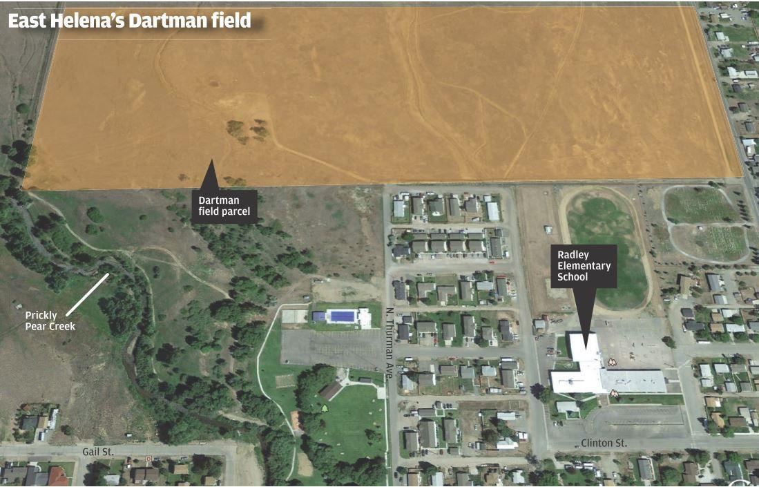 Dartman field