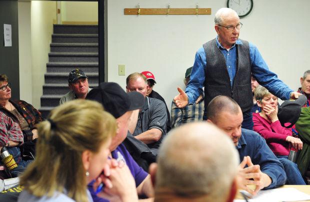 Bill Davis, a Broadwater County resident
