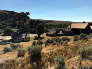 Bannack State Park gets a new alarm system to help protect its history