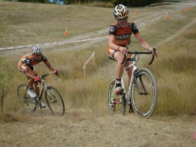 Scott Herzig, Landen Beckner, Last Chance Cyclocross