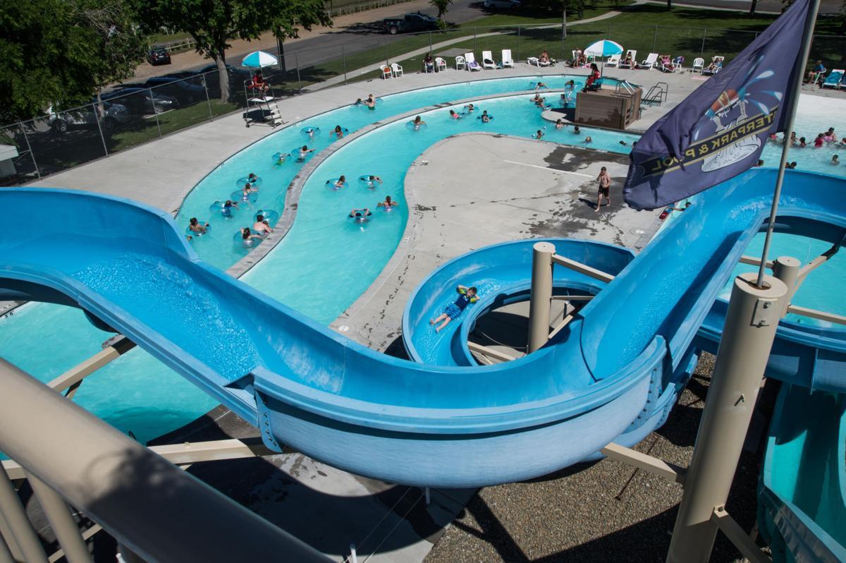 Pool opens