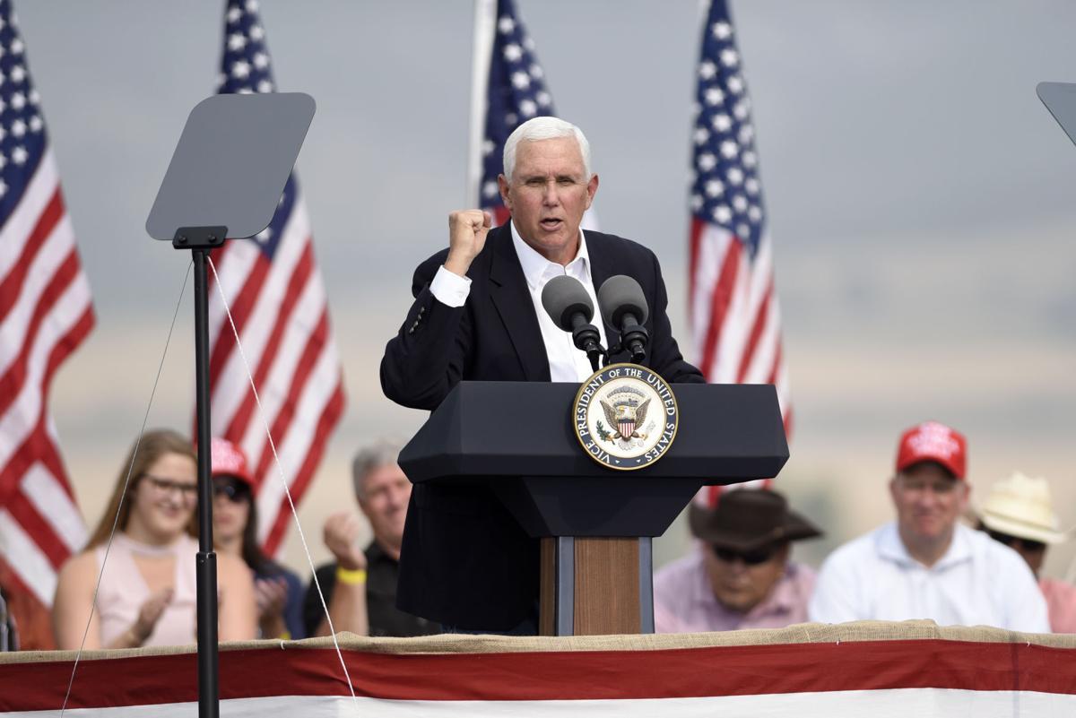 Mike Pence GOP Rally