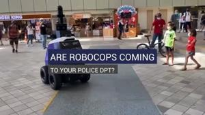 Watch Now: Are RoboCops coming to your police department?