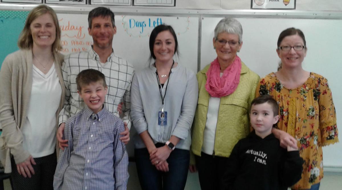 Elementary students win wriring awards