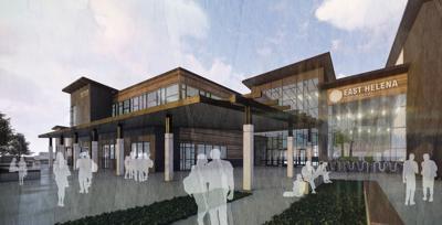 Helena High School rendering