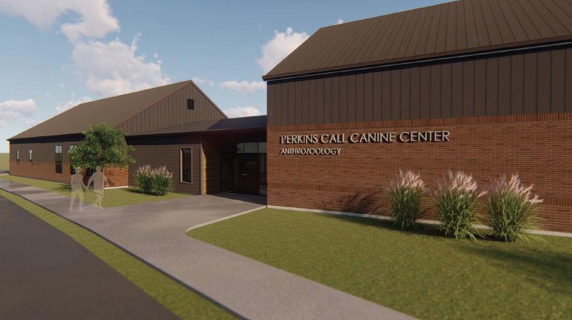Perkins Call Canine Center