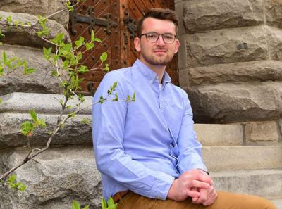 Helena City Commission Candidate Justin Ailport