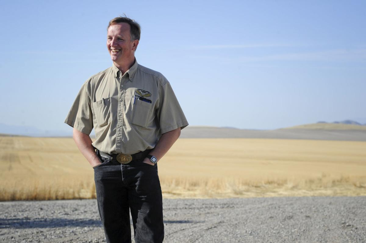 Franck Groeneweg talks about his decision to purchase Wheat Montana Farms