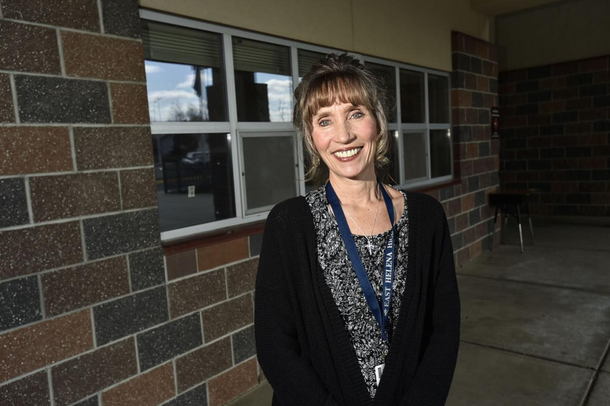 Brenda Stoltz will be the new principal at East Valley Middle School.