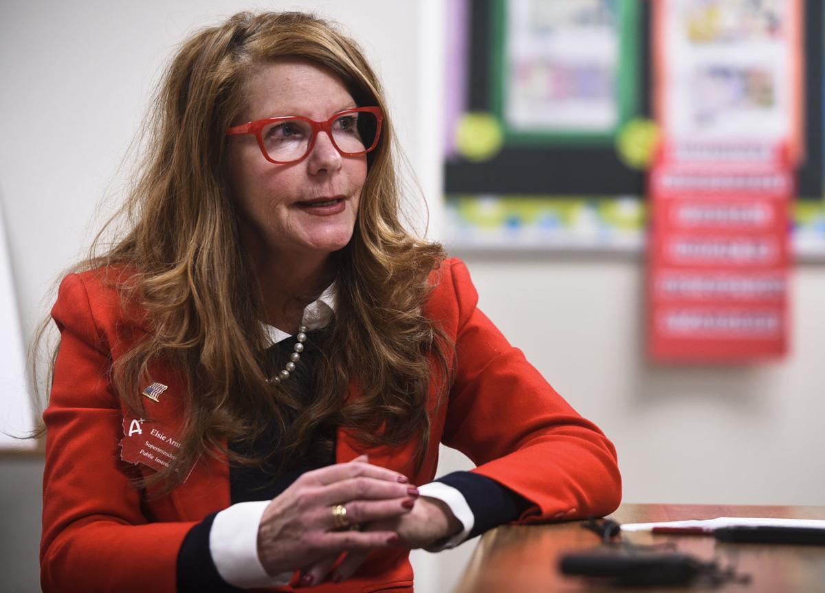 Elsie Arntzen, Montana Superintendent of Public Instruction
