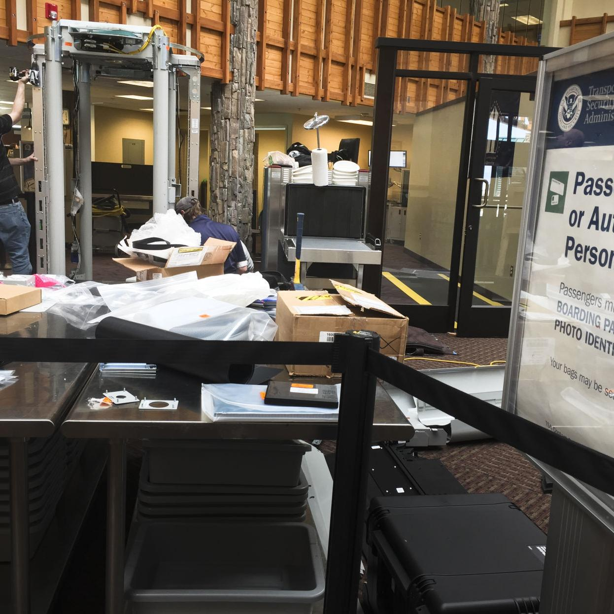 TSA restores state-of-art scanner at Helena airport   Local