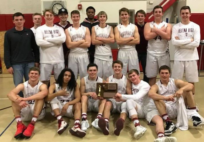 Helena boys hoops photo