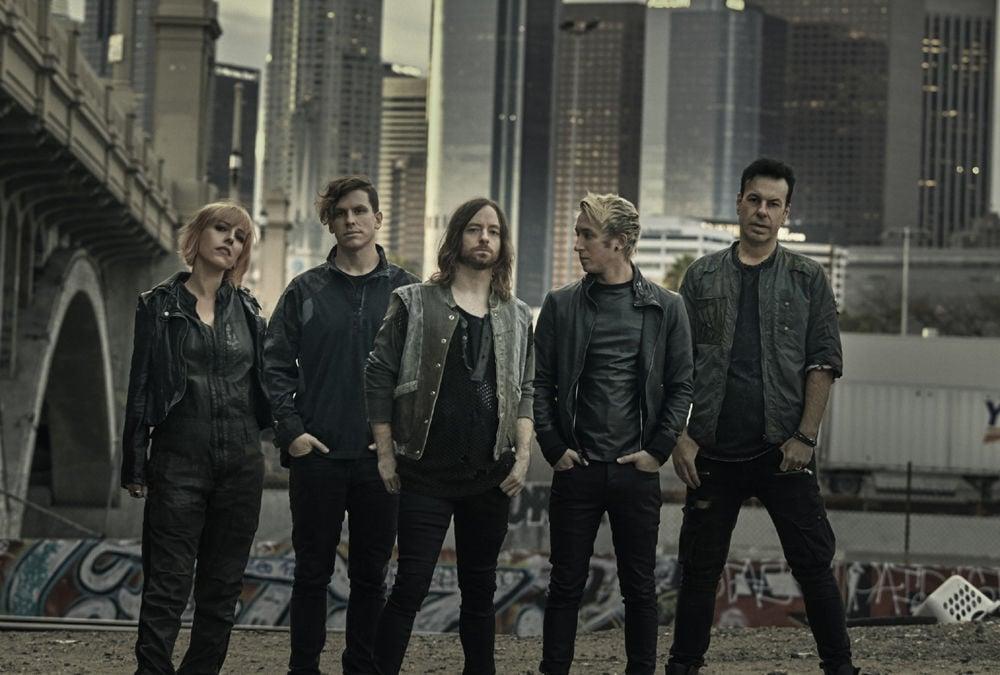 All Good Things band group shot