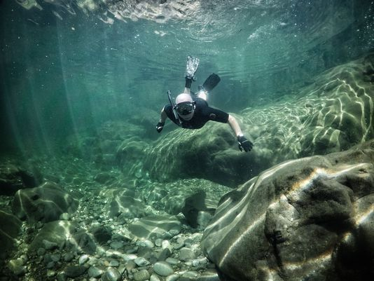 river snorkeling opens window to underwater world outdoors