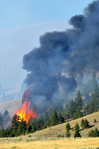 Chevallier Fire